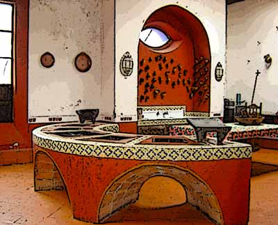 Mole negro oaxaque o f b projects consulting for Cocinas coloniales modernas