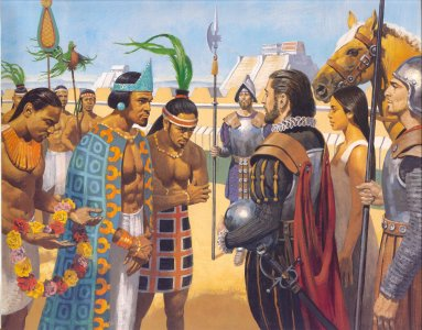 HISTOIRE de l'ANCIEN MEXIQUE.<br>La Guerre contre Tenochtitlán IV<br>