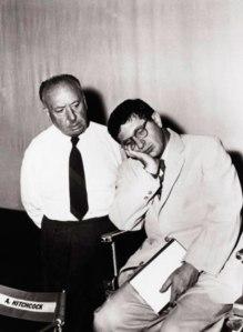 Alfred-Hitchcock-y-Bernard-Herrmann